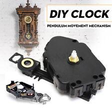 New Replacement DIY Quartz Clock Pendulum Movement Mechanism Motor & Hanger