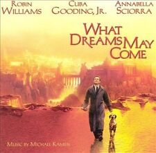 What Dreams May Come by Michael Kamen (Cd, Oct-1998, Beyond) New Robin Williams