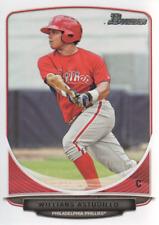 2013 Bowman Baseball Prospects #BP30 Willians Astudillo Philadelphia Phillies