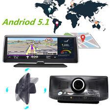 """Rotierend 7.8"""" FHD Auto Dash Cam Kamera GPS Karten Android Recorder 4G Wifi ADAS"""