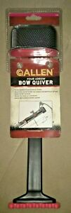 Allen 709 Four Arrow Bow Quiver with Padded Hood- PINK -FREE SHIPPING