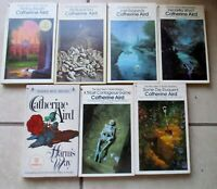 Lot 7 Catherine Aird Inspector Sloan Mysteries Henrietta Who Last Respects Die