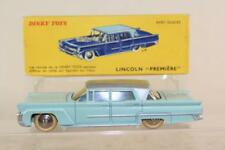 """Dinky Toys Meccano French Dinky Lincoln """"Premiere""""  #532 Mint in Original In Box"""