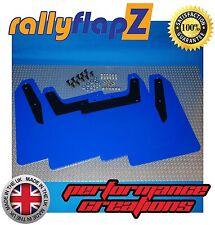 rallyflapZ SUBARU IMPREZA New Age Blobeye (01-07)Mud Flaps WR Blue Plain 4mm PVC