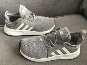 VERY GOOD CONDITION BOYS ADIDAS TRAINERS SIZE KIDS 13