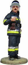 Del prado 1/32 Figura Bombero Fuego Vestido-Varsovia Polonia 2003 BOM124