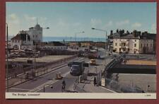LOWESTOFT. The Bridge. 1960's.  unused  vintage postcard Suffolk ga73