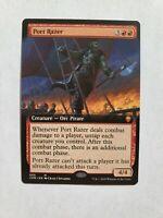 MTG Port Razer Extended Art Commander Legends Magic the Gathering