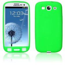 Carcasas Para Samsung Galaxy Grand color principal verde para teléfonos móviles y PDAs
