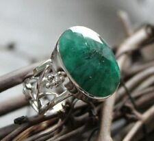 Emerald Fine Rings