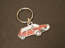 Key Ring Profile Fiat Ritmo, Strada, Seat (Red)