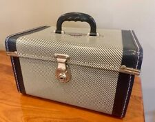 New listing 1950's Pioneer Luggage Company of England -Vanity Case