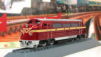"""Scale model locomotive 1:160, Nohav M61 """" Danube Express"""""""