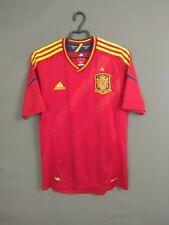 Spain Jersey 2012 2013 Home M Shirt Mens Camiseta Football Adidas X10937 ig93