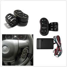 Universal Car Auto Steering Wheel Button Key Remote Control DVD GPS Audio/Video