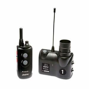 Dogtra Remote Release Deluxe Remote Launcher Black