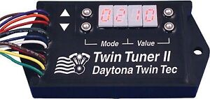 Twin Tuner II Fuel Injection and Ignition Controller Daytona Twin Tec  16200