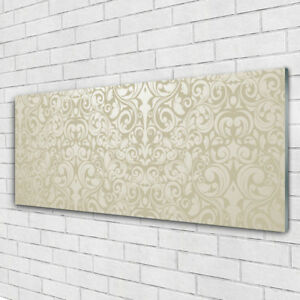 Tulup Acrylic print Wall art 125x50 Image Picture Abstract Art