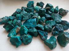 500 Carat Lot Raw Rough Natural Chrysocolla Stone Rock