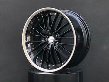 "Inovit HASTE Wheels Rims 20x8.5/10"" inch 5x114.3 +35/40 For Mazda RX7 RX8 FD SE"