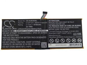 Batterie 6700mAh pour Asus K00A, ME302C, Memo Pad FHD 10