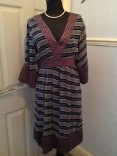 S'NOB By Sans Noblesse Size 10. Ladies Casual Dress. Size Small.MR7971