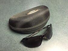 Oakley Probation Polished Black Warm Grey OO4041-01 RARE discontinued rayban cos