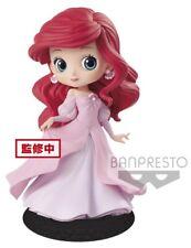 Little Mermaid Ariel Princess Dress Q Posket Figure Version B Banpresto