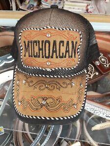 MICHOACÁN 🤠 GORRA VAQUERA. HAT. CAP. CACHUCHA.