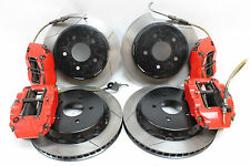2004-2006 GTO WILLWOOD Complete Brake Kit Front & Rear W/ Calipers/Rotors/Hoses