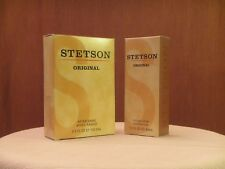 STETSON 1.5 oz COLOGNE & 3.5 oz AFTERSHAVE