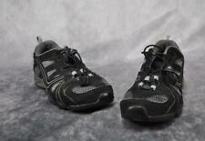 ECCO Womens Athletic Sneakers Shoes EU 41 US 10-10.5 Black Vented