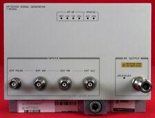 HP / Agilent 70340A Modular Signal Generator