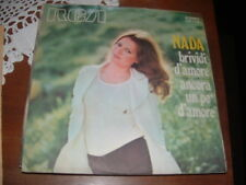 "NADA "" BRIVIDI D'AMORE "" ITALY'73"