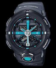 GA-500P-1A Black G-shock Men's Watches Analog Digital Resin Band New