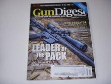 GUN DIGEST Magazine, February, 2017, SIG SAUER M400 PREDATOR, PREDATOR GUNS!