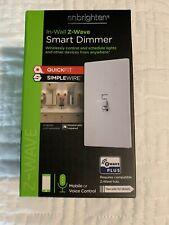 GE Enbrighten In-Wall Z-Wave Smart Dimmer