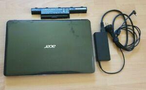 Laptop Acer Aspire E1-571G, Akku und Gehäuse defekt