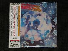 Buddy Miles All The Faces of Buddy Miles 2005 Sony/Japan Mini LP CD Jimi Hendrix