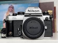 Nikon FA Professionele Vintage 35 mm Spiegelreflexkamera SLR FILM Body Analog