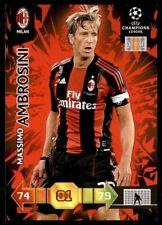 Panini Adrenalyn XL UEFA Champions League 2010/2011 AC Milan Massimo Ambrosini