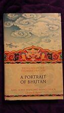 A Portrait of Bhutan Ashi Dorji Wangmo Wangchuck 2007 HCDJ First/1st SIGNED RARE