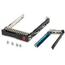 """3.5"""" LFF SAS SATA HDD Tray Caddy for HP G8 DL160 DL320e DL360e ML350e ML350p"""