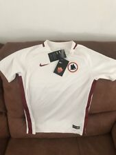 Roma SerieA calcio italy nike NWT soccer jersey MSRP 75.00 SIZE L Youth Unisex
