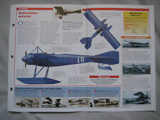 Aircraft of the World - Deperdussin Monocoque Racer , Schneider Trophy Winner