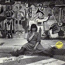 GYSLAINE CLEMENT L'ENFANT GOUTTE D'OR / AMOUR DE SABLE FRENCH 45 SINGLE
