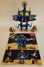 LEGO Space Robot Command Center (6951) 100% Complete with Instruction – Retired
