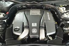 Mercedes Benz W212 S212 E63 AMG Motor 585PS 430KW 157981 Engine 157.981