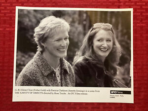 The Safety Of Objects Lobby Card Press Photo Still 8x10 2003 Clarkson Close