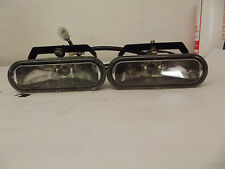 Lot of 2 - Hella Halogen Off Road Truck Driving Lights w/ Mounting Brackets